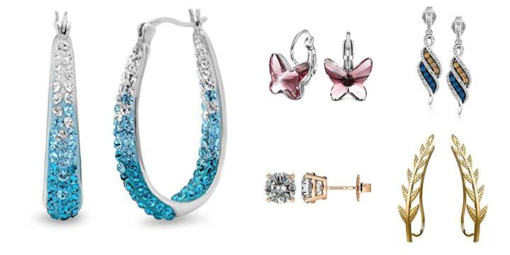 Top 10  Most Popular Women's Earrings